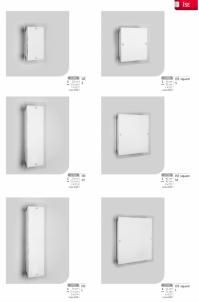 Nástěnné svítidlo ISE M 3786 2x60W E14 Nowodvorski - kolekce