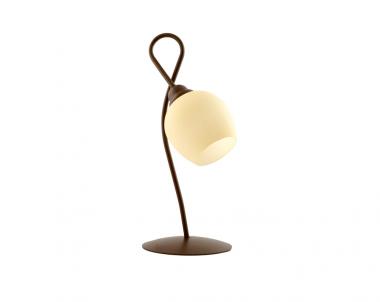 Stolní lampa MIKI I 1509 60W E27 antik Nowodvorski