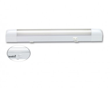 Přisazené svítidlo pod kuch.linku CAPRI TL3011-18 bílé 18W T8 Ecoplanet