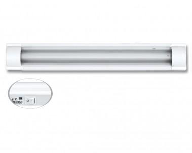 Přisazené svítidlo pod kuch.linku KORADO TL3013-10 bílé 10W T8 Ecoplanet