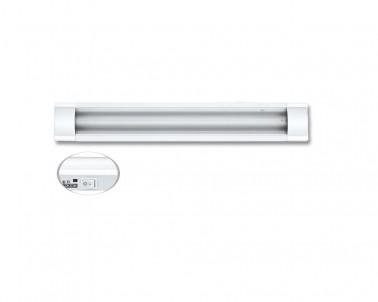Přisazené svítidlo pod kuch.linku KORADO TL3013-15 bílé 15W T8 Ecoplanet č.1