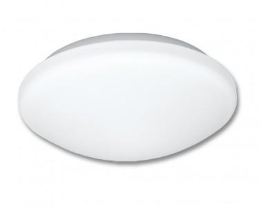 Nástěnné svítidlo VICTOR B W141/B-BI 2x60W E27 bílé IP44 Ecoplanet