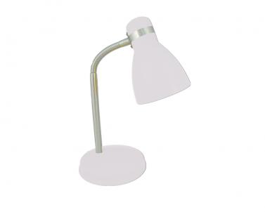 Stolní lampička FANDA 604.007 plech 40W E27 Nipeko - bílá