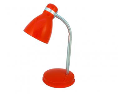 Stolní lampička FANDA 604.007 plech 40W E27 Nipeko - červená