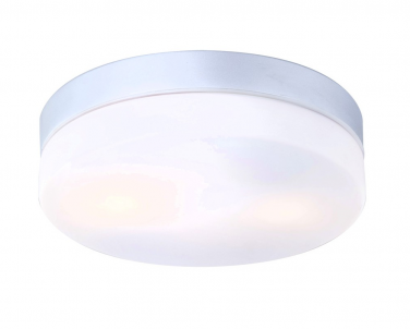 Stropní koupelnové svítidlo VRANOS 32112 2x40W E27 IP44 Globo