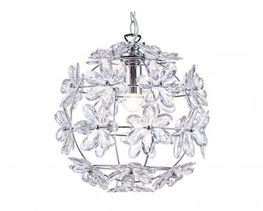 Stropní závěsní svítidlo JULIANA 5138 60W E27 květy Globo - detail