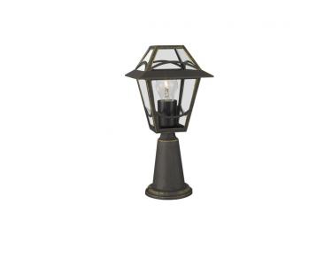 Venkovní sloupkové svítidlo BABYLON 15422/42/10 60W E27 IP44 Massive