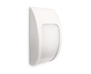 Venkovní nástěnné svítidlo 16917/31/16 20W E27 IP44 bílá Philips