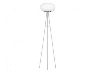 Stojací lampa OPTICA EGLO 86817 2x60W/E27