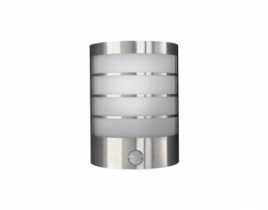 Venkovní nástěnné svítidlo 17174/47/10 12W E14 IP44 se senzorem Massive