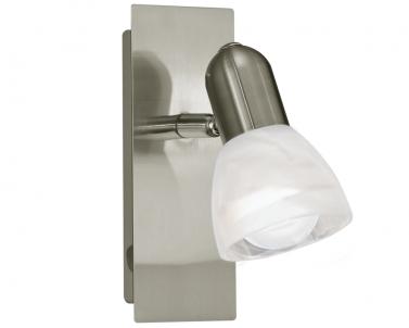 Bodové nástěnné svítidlo EGLO ARES 1 86212 1x40W/E14