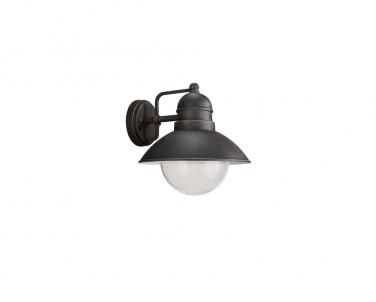 Venkovní nástěnné svítidlo DAMASCUS 17237/86/10 60W E27 IP44 Massive
