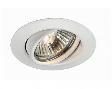 Zápustné bodové výklopné svítidlo OPAL 59333/31/10 50W GU10 bílá Massive