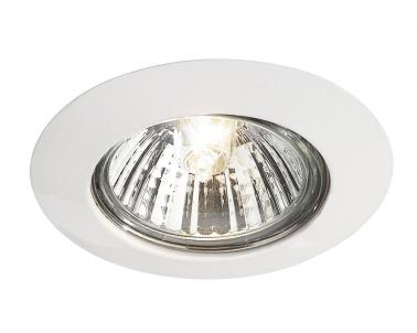 Zápustné bodové svítidlo ALPHA 59393/31/10 50W GU10 bílé IP23 Massive