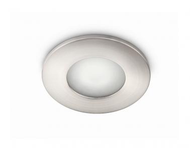 Zápustné koupelnové bodové svítidlo WASH 59905/17/16 35W GU10 IP44 Philips