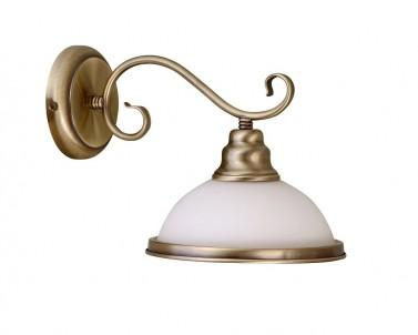 Nástěnné rustikální svítidlo ELISETT 2751 60W E27 bronz Rabalux