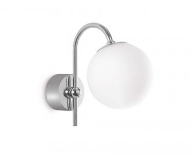 Nástěnné koupelnové svítidlo CRYSTAL 34086/11/16 40W G9 IP44 Philips