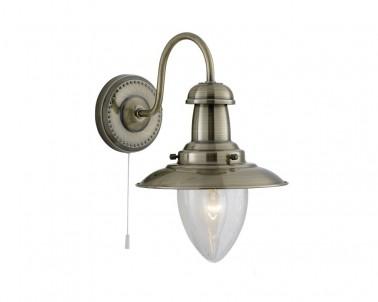 Nástěnné svítidlo FISHERMAN 5331-1AB 60W E27 bronz Searchlight