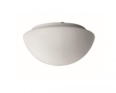Koupelnové stropní svítidlo AURA 1 IN-12K2/040 60W E27 IP43 Osmont