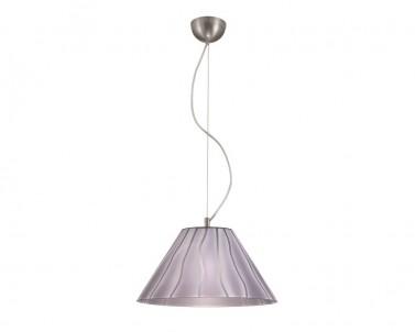 Závěsný lustr RIVER 3080503 1x70W E27 skleněný fialový Viokef