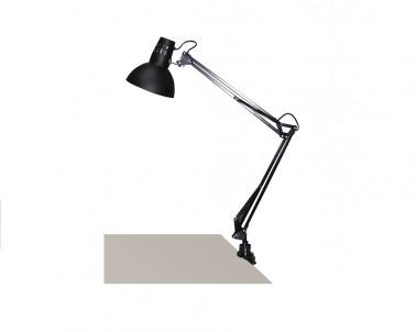 Stolní klasická lampa ARNO 4215 1x60W E27 černá Rabalux