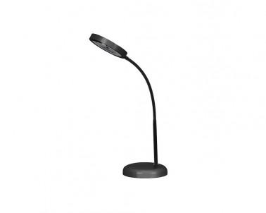 Stolní LED lampa FRANK 4315 5W 4500K černá Rabalux