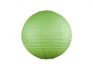 Stropní závěsné papírové stínidlo RICE 4891 pr. 30cm zelené Rabalux