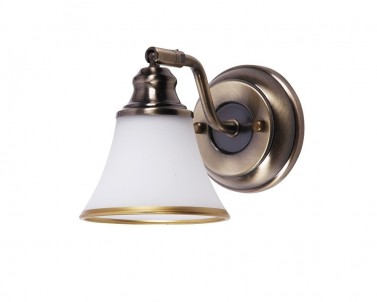 Nástěnné svítidlo GRANDO 6545 40W E14 bronz Rabalux