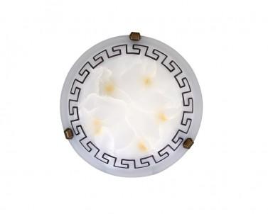 Stropní přisazené svítidlo ETRUSCO 7648 60W E27 Rabalux