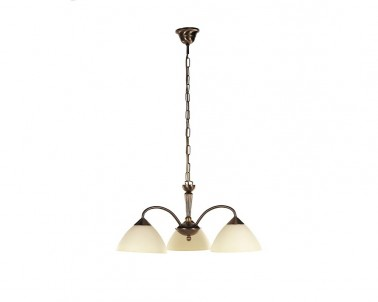 Závěsné svítidlo REGINA 8173 3x40W E14 bronz Rabalux