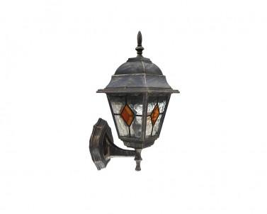 Venkovní nástěnné svítidlo MONACO 8182 antik 60W E27 IP43 Rabalux
