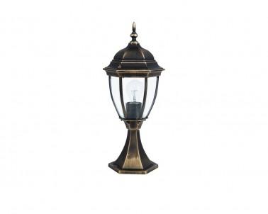 Venkovní sloupkové svítidlo TORONTO 8383 60W E27 antik zlatá IP44 Rabalux
