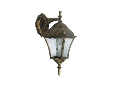 Venkovní nástěnné svítidlo TOSCANA 8391 60W E27 antik zlatá IP43 Rabalux