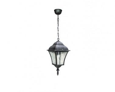 Venkovní závěsné svítidlo TOSCANA 8399 60W E27 antik stříbrná IP43 Rabalux