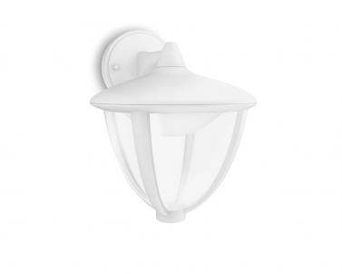 Venkovní LED nástěnné svítidlo ROBIN 15471/31/16 4,5W IP44 bílé Philips