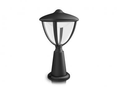 Venkovní LED sloupkové svítidlo ROBIN 15472/30/16 4,5W černé IP44 Philips