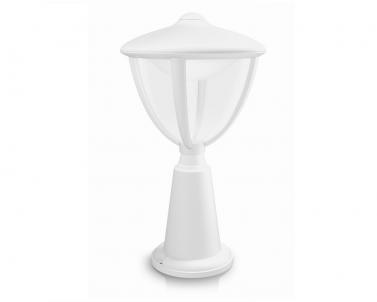 Venkovní LED sloupkové svítidlo ROBIN 15472/31/16 4,5W bílé IP44 Philips