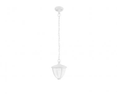 Venkovní LED závěsné svítidlo ROBIN 15476/31/16 4,5W bílé IP44 Philips
