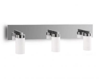 Nástěnné koupelnové svítidlo ALOE 34022/11/16 3x42W E14 IP21 Philips