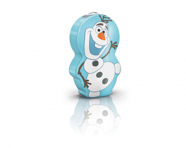 LED baterka Philips Frozen Olaf 71767/08/16 modrá