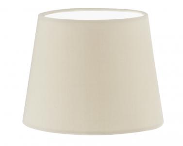 Stínítko - širm na stolní lampu VINTAGE 49409 prům. 245 E14 bílé Eglo