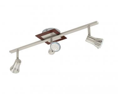 Stropní LED bodové svítidlo ALGONDA 93558 3x3W LED GU10 Eglo