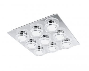 Stropní LED designové přisazené svítidlo CISTERNO 94487 9x4,5W LED Eglo