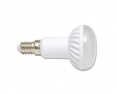 LED reflektorová žárovka 6,5W R50 LED6,5W-E14/R50/4200 studená bílá Ecoplanet