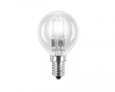 Halogenová žárovka EcoClassic30 luster  42W/E14 P45 malá baňka Philips 31-481