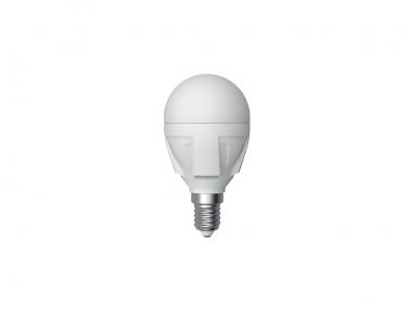 LED žárovka mini globe 6W E14 LED6W E14 G45/1406C 3000K teple bílá Skylighting