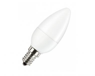 LED žárovka PILA CANDLE 5,5W E14 B35 svíčka 2700K teple bílá Philips