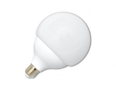 LED žárovka GLOBE 20W E27 LED20W-G120/E27/4100 studená bílá Ecoplanet
