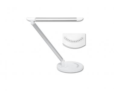 Stolní LED lampa VIVA LTZ03-BI 8W bílá se stmíváním Ecolite