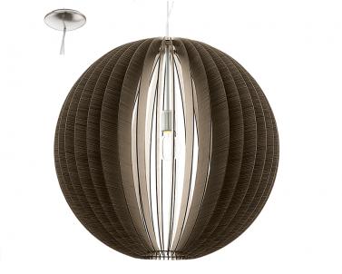 Závěsné stropní svítidlo COSSANO 94637 1x60W /E27 lustr EGLO